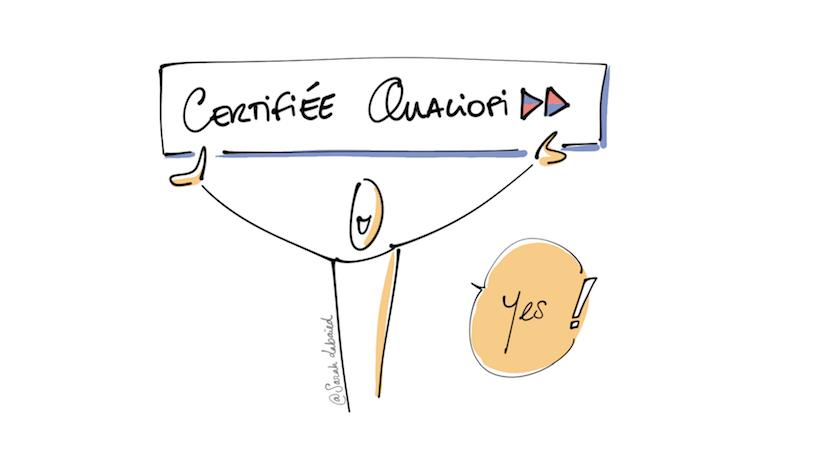 QUALIOPI – Une nouvelle certification pour Conseiletvous !